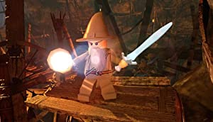 Screenshot: LEGO Der Hobbit