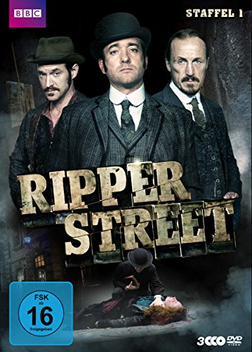 Ripper Street Staffel 1 (3 DVDs)
