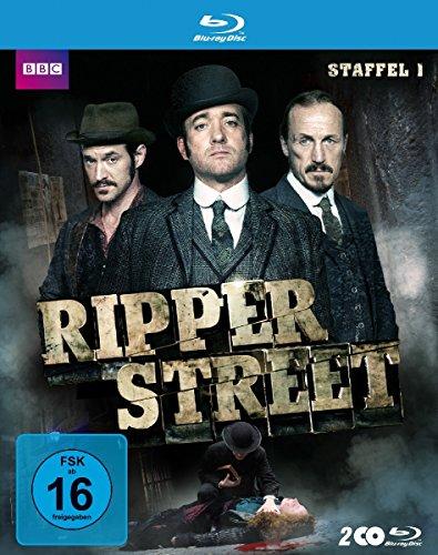 Ripper Street Staffel 1 [Blu-ray]