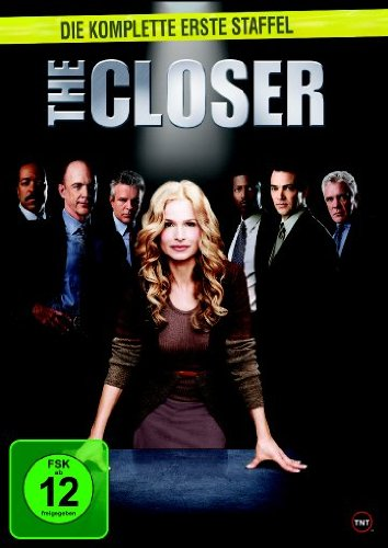 The Closer Staffel 1 (4 DVDs)