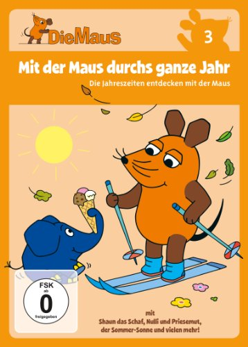 Die Sendung mit der Maus, Vol. 3: Mit der Maus durchs ganze Jahr