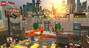 Screenshot: The LEGO Movie Videogame