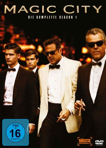 Magic City Season 1 (3 DVDs)