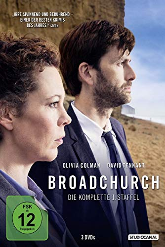 Broadchurch Staffel 1 (3 DVDs)