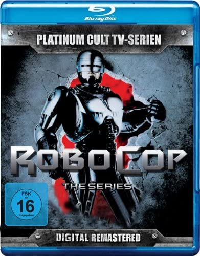 Robocop - Die Serie (Digital Remastered) [Blu-ray] Digital Remastered [Blu-ray]