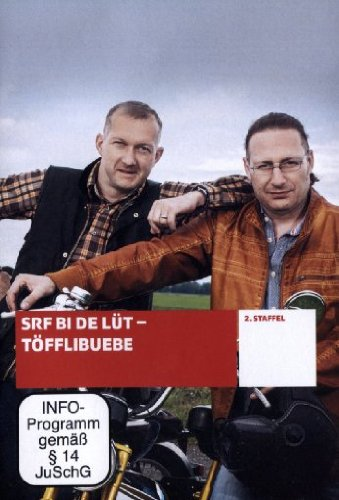 SF bi de Lüt - Töfflibuebe - Staffel 2 (2 DVDs)