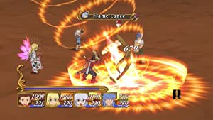 Screenshot: Tales of Symphonia Chronicles