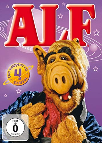 ALF Staffel 4 (4 DVDs)