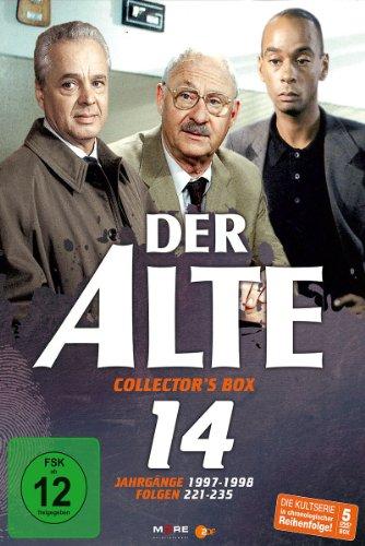 Der Alte Collector's Box Vol.14, Folge 221-235 (5 DVDs)