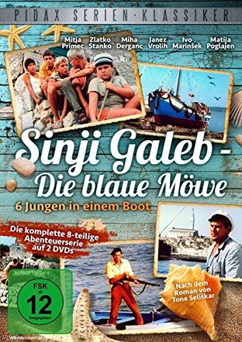 Sinji Galeb - Die blaue Möwe (Sechs Jungen in einem Boot)