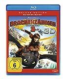 Drachenzähmen leicht gemacht 2 (Deluxe Edition) [Blu-ray 3D]