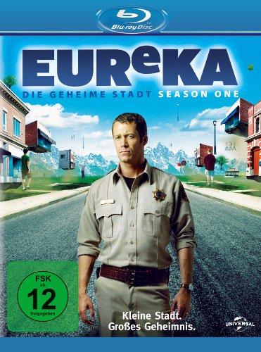 EUReKA - Die geheime Stadt, Staffel 1 [Blu-ray]