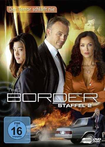The Border Staffel 2 (4 DVDs)