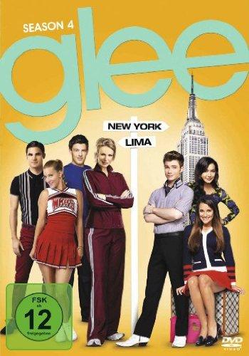 Glee - Staffel 4 (6 DVDs)