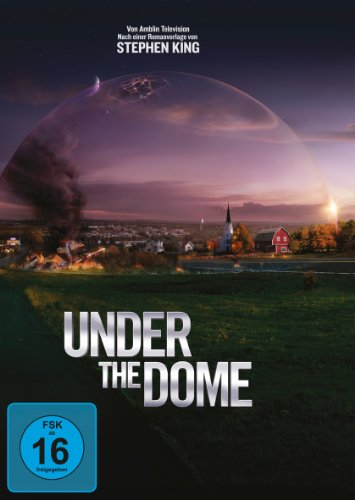 Under the Dome Staffel 1 (4 DVDs)