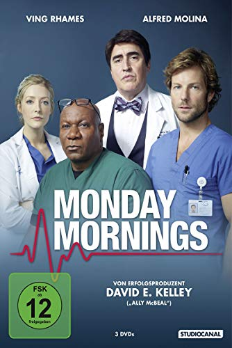 Monday Mornings Staffel 1 (3 DVDs)