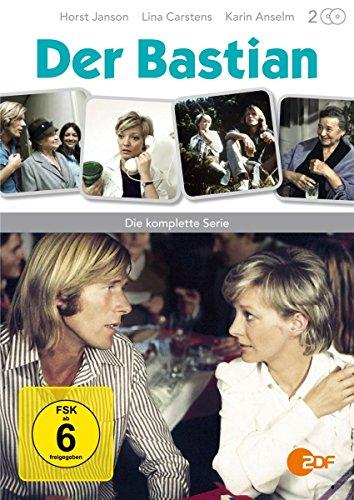 Der Bastian Die komplette Serie (2 DVDs)