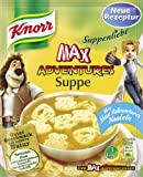 Knorr Suppenliebe Max Adventures Suppe