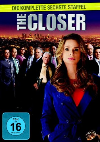 The Closer Staffel 6 (3 DVDs)