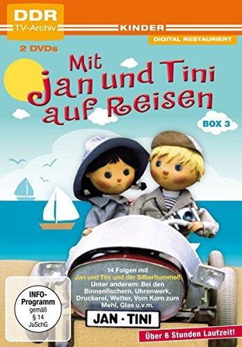 Mit Jan und Tini auf Reisen