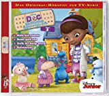 Doc McStuffins, Spielzeugärztin: Hörspiel, Vol. 3
