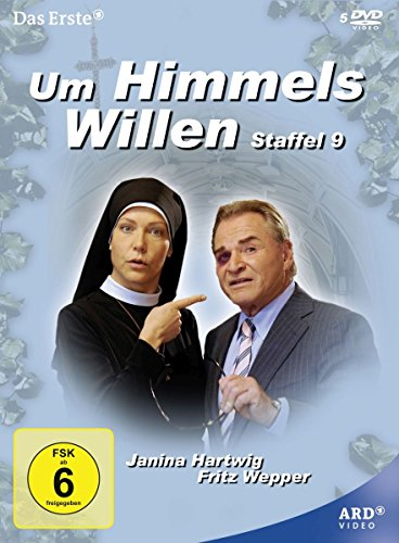 Um Himmels Willen Staffel  9 (5 DVDs)
