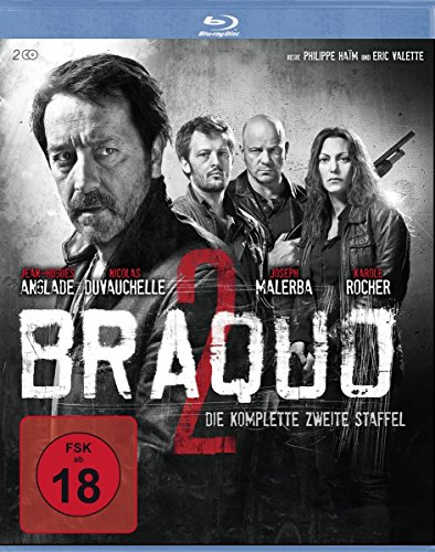 Braquo Staffel 2 [Blu-ray]