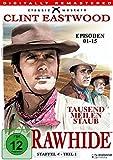 Rawhide - Tausend Meilen Staub - Season 4.1 (4 DVDs)