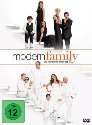 Modern Family Staffel 3 (3 DVDs)