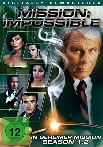 Mission Impossible - In geheimer Mission Season 1.2 (3 DVDs)