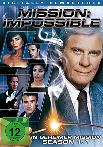 Mission Impossible - In geheimer Mission Season 1.1 (3 DVDs)