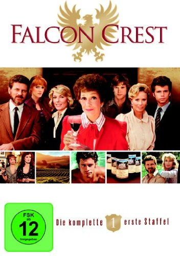 Falcon Crest Staffel 1 (4 DVDs)