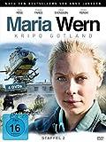 Maria Wern - Kripo Gotland: Staffel 2 (4 DVDs)