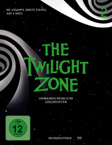 The Twilight Zone Staffel 2 [Blu-ray]