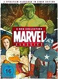 Marvel Classics (3 DVDs)
