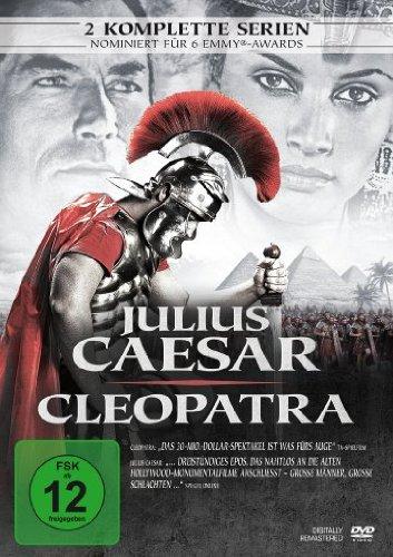 Julius Caesar & Cleopatra (2 DVDs)