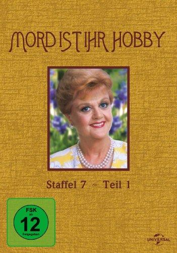 Mord ist ihr Hobby Staffel  7/Teil 1 (3 DVDs)