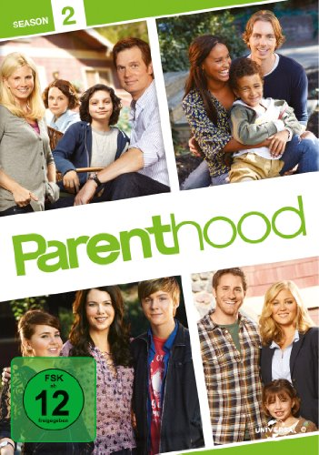 Parenthood Season 2 (6 DVDs)