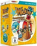 Wickie und die starken Männer   - Komplettbox mit Schiffe versenken Spiel (Special Edition) (12 DVDs)