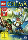 LEGO: Legends of Chima, Vol. 1-3 (Special Edition) (3 DVDs)
