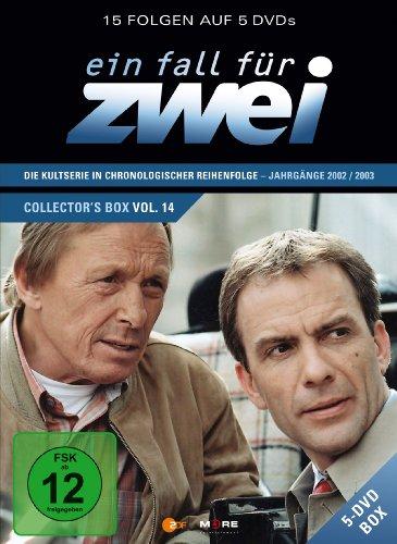 Ein Fall für Zwei Collector's Box 14 (5 DVDs)