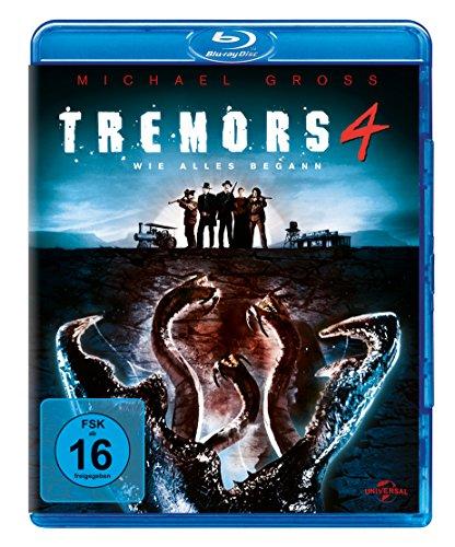 Tremors 4 - Wie alles begann (Blu-Ray)