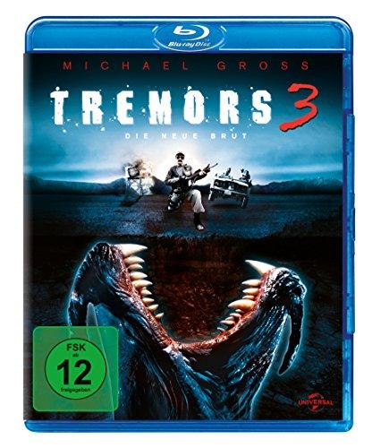 Tremors 3 - Die neue Brut (Blu-Ray)