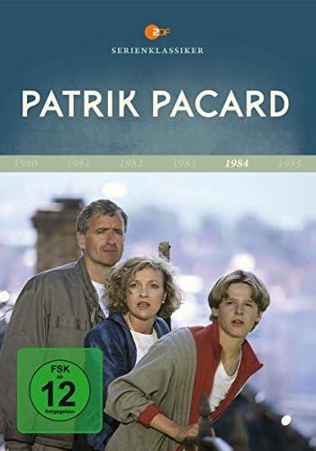 Patrik Pacard Die komplette Serie (2 DVDs)