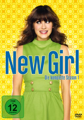 New Girl Staffel 1 (4 DVDs)
