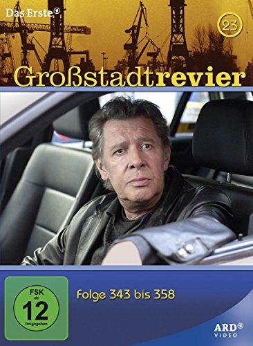 Großstadtrevier Box 23, Staffel 27 (4 DVDs)