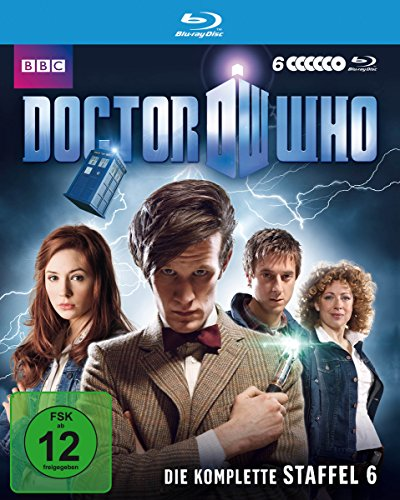 Doctor Who Staffel 6 [Blu-ray]