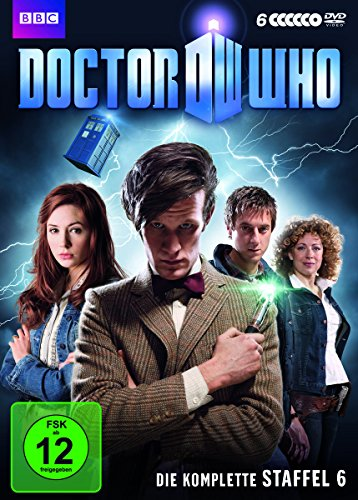 Doctor Who Staffel 6 (6 DVDs)