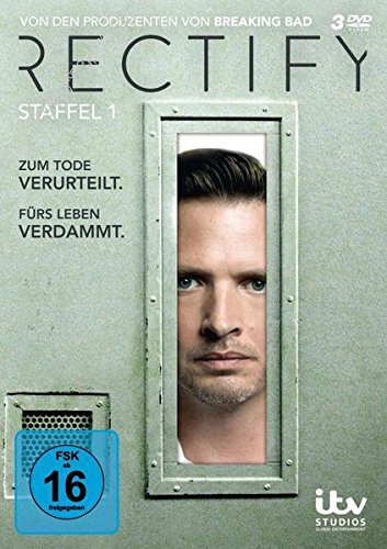 Rectify Staffel 1 [Blu-ray]
