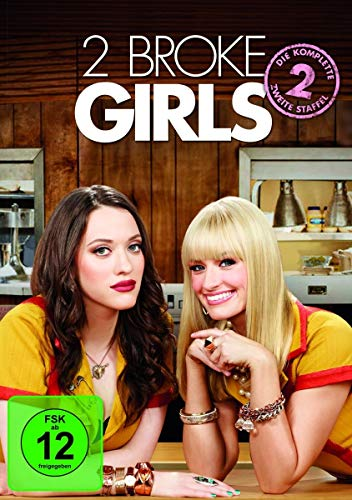 2 Broke Girls Staffel 2 (3 DVDs)